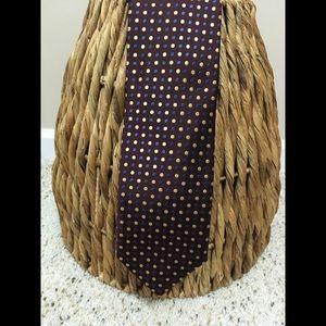 Jos. A. Banks Long Polkadot Tie! 💥